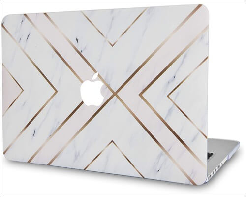 Luvcase Plastic Hard Shell for 16 Inch Macbook Pro