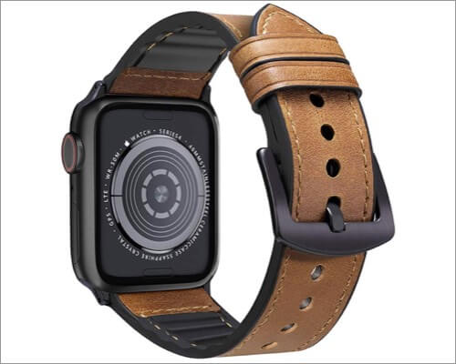 Marge Plus Sweatproof Band for Apple Watch Series 6, 5, 3 and SE