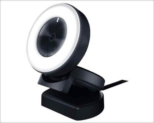 Razer Kiyo Streaming Webcam with Light for Mac