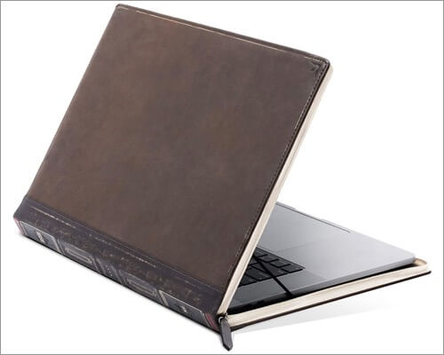 Twelve South Bookbook V2 Folio Case for 16 Inch Macbook Pro
