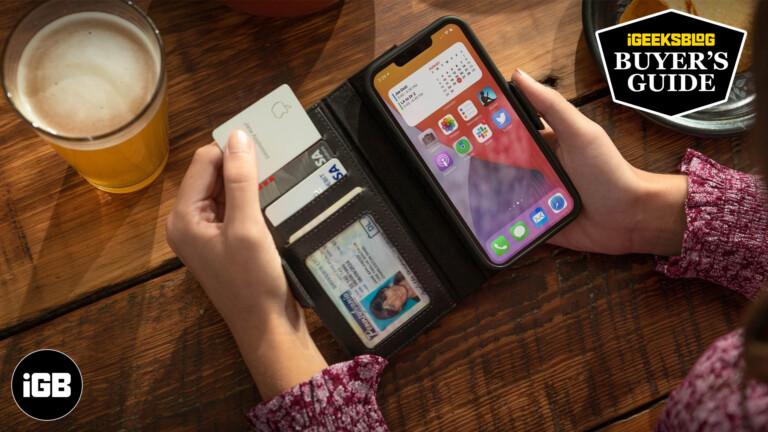 Best Folio Cases for iPhone 12, 12 Mini, 12 Pro, and 12 Pro Max