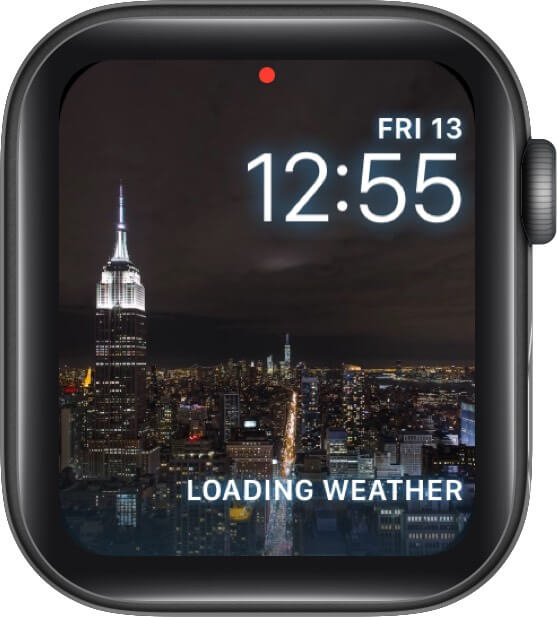 Timelapse Watch Facese Watch Face