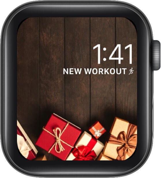 Christmas Gifts Watch Face