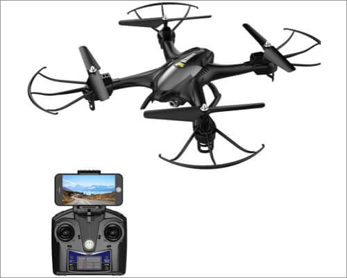 Holy Stone HS200 Drone as Christmas Gift for Kids