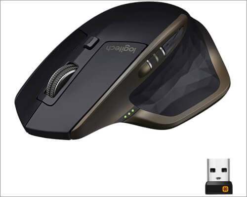 Logitech MX Master Wireless Mouse for Mac