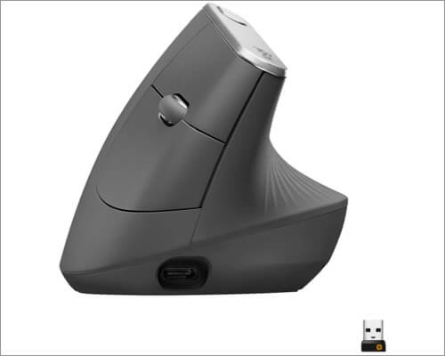 Logitech MX Vertical Wireless Mouse for Mac