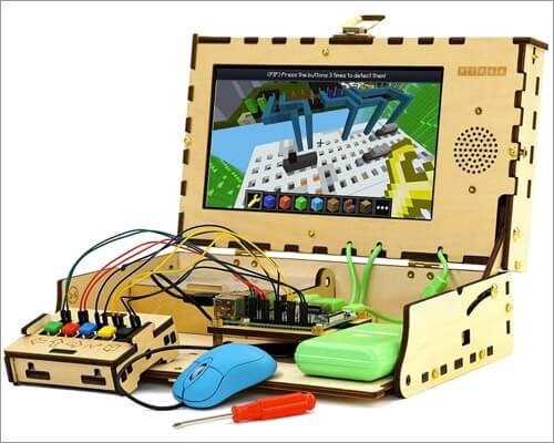 Piper Computer Kit as Christmas Gift for Kids