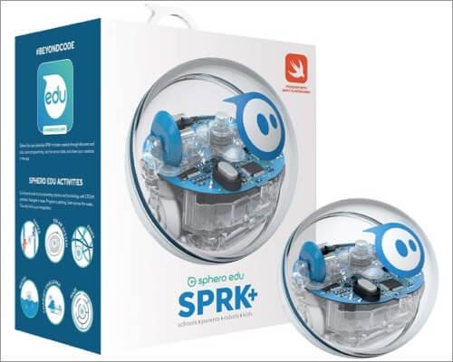 Sphero SPRK+ as Christmas Gift for Kids