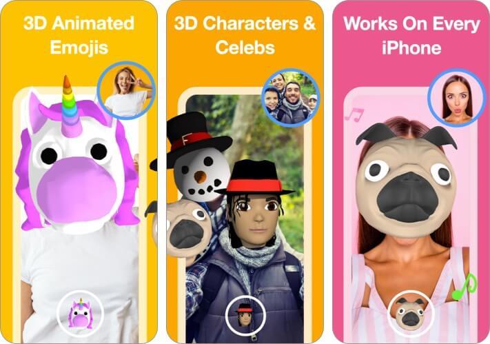 Supermoji iPhone and iPad Emoji App Screenshot