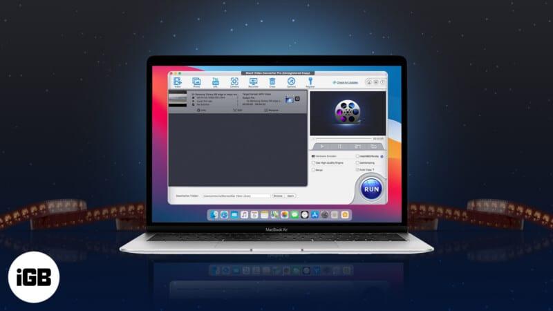 Best Video Converter Apps for Mac