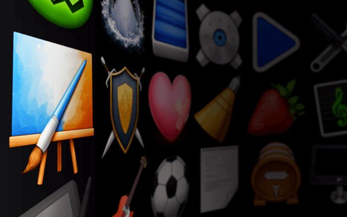 GIMP Photo Editing App for Mac Screenshot
