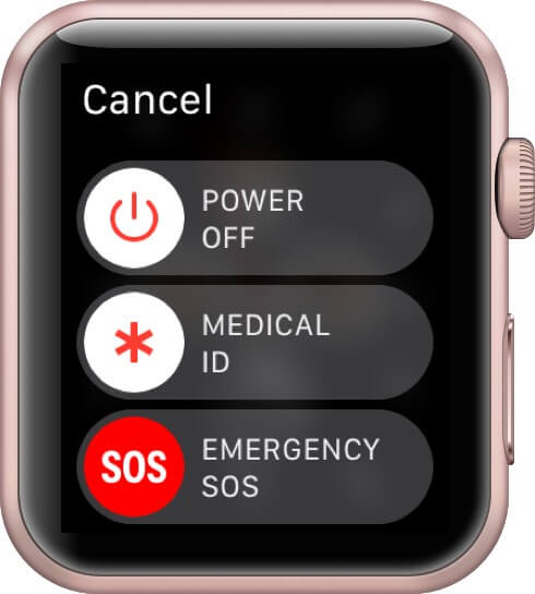 How to power off or restart your Apple Watch