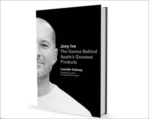 Jony Ive must read book about Apple and Steve Jobs