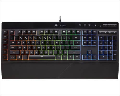 Corsair Gaming Keyboard as Christmas Gift