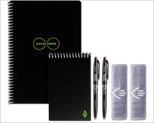 Rocketbook Smart Notebook as Christmas Gift for Children