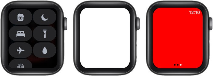 Use Apple Watch as Flashlight