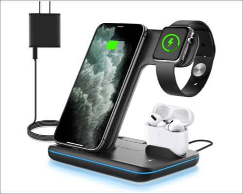 WAITIEE Wireless Charging Stand
