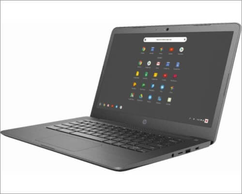 HP Chromebook 14 inch laptop for students