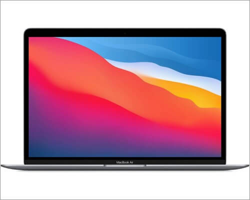 MacBook Air 13 inch 2020 laptops for students