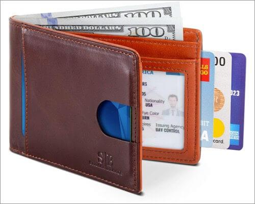 SERMAN BRANDS Smart Wallet