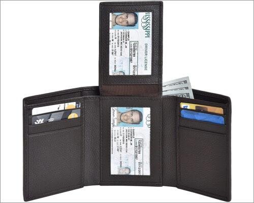 Trifold Smart Wallet