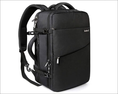 Inateck Anti-Theft Travel Backpack for MacBook