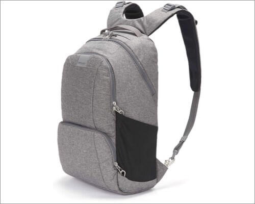 Pacsafe Metrosafe Anti Theft Backpack for MacBook