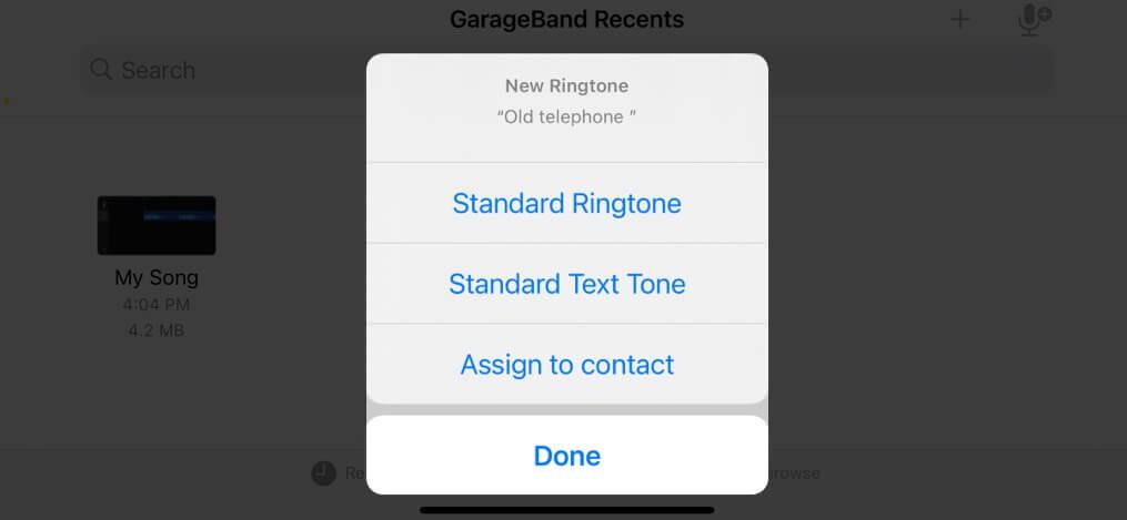 Erstellen Sie einen benutzerdefinierten Klingelton auf dem iPhone ohne Computer