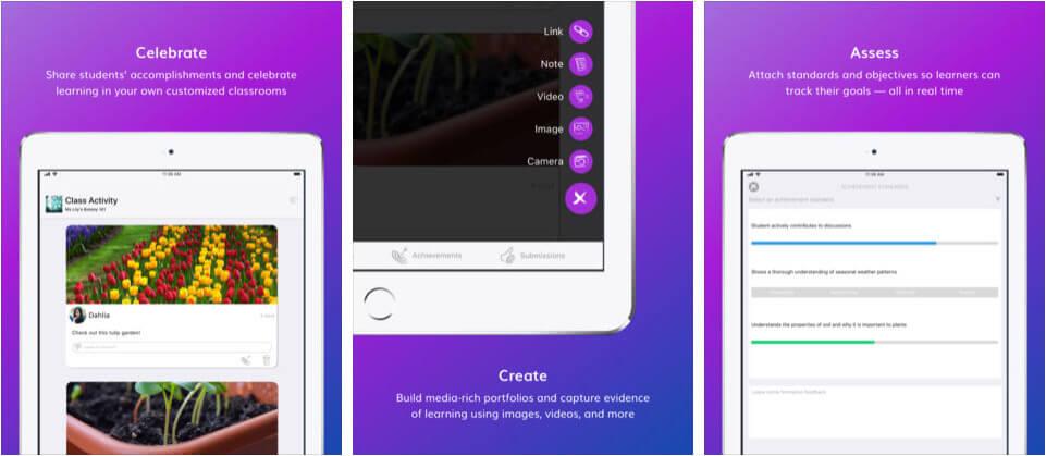 Wabisabi iPhone and iPad Assessments App Screenshot