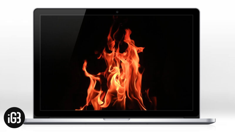 13 Tips to Fix MacBook Pro Overheating Issue