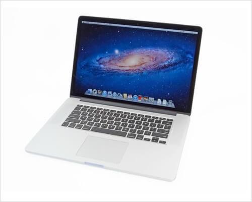2012 – MacBook Pro Retina