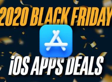 2020 Black Friday iOS Apps Deals