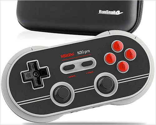 8Bitdo N30 Pro2 Wireless Bluetooth Gamepad Controller for Mac