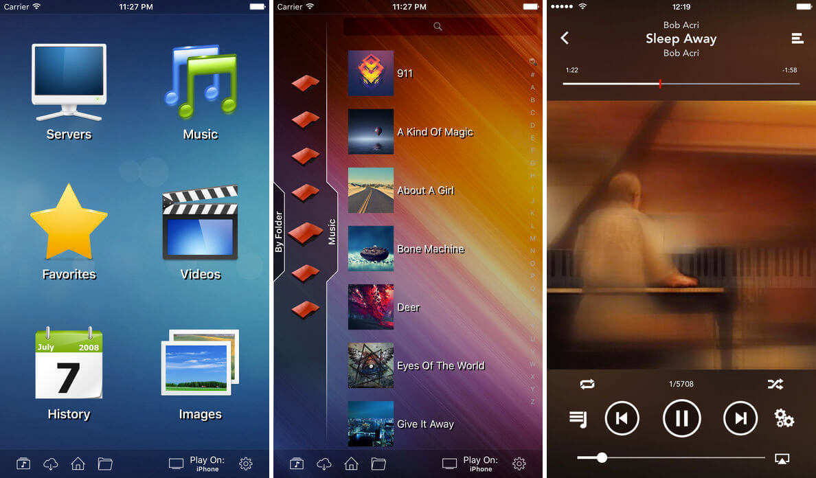 8player lite iPad App Screenshot
