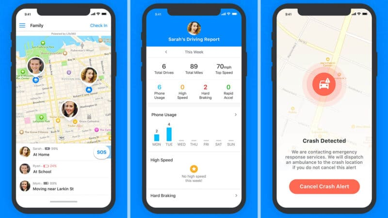 ADT Go Personal Safety App for iPhone and Android