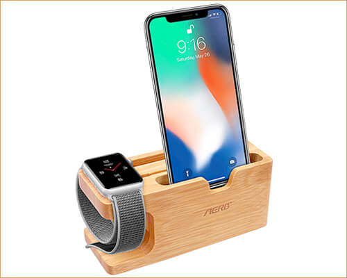 AERB iPhone X, 8, and iPhone 8 Plus Docking Station