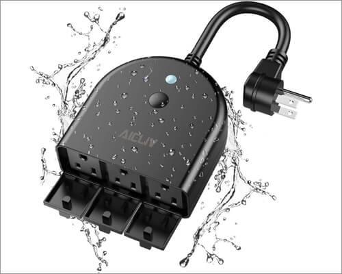AICLIV Outdoor Smart Plug