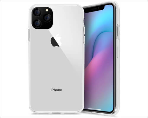 AICase Wireless Charging Compatible Case for iPhone 11 Pro
