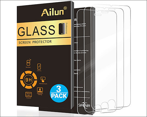 AILUN iPhone 7 Glass Screen Protector