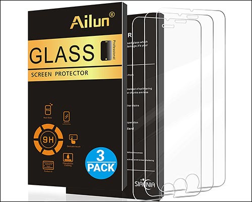 AILUN iPhone 8 Tempered Glass Screen Protector