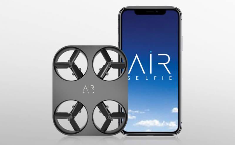 AIR PIX Portable Aerial Camera