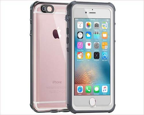 ALOFOX Waterproof Case for iPhone 6