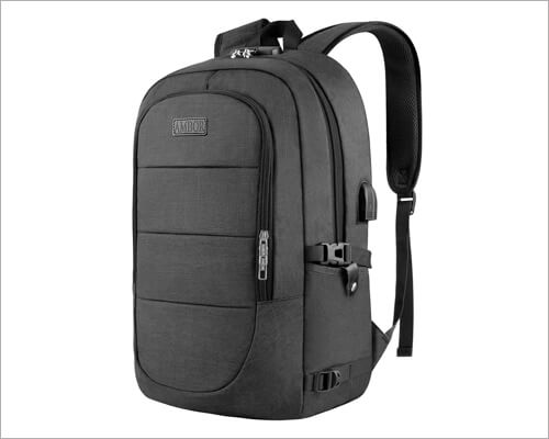 AMBOR Anti Theft Business Laptop Backpack