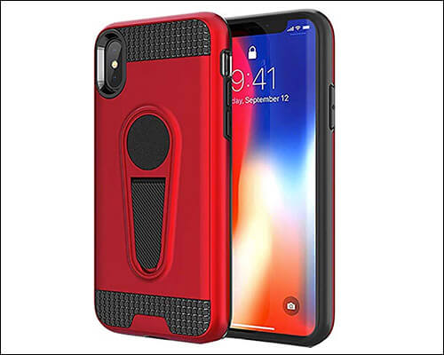 ANERNAI Rugged Case for iPhone Xs Max