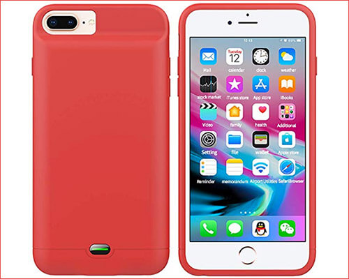 ANERNAI iPhone 7 Plus Battery Case