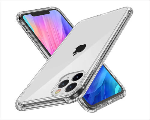 ANHONG iPhone 11 Pro Max Soft TPU Heavy Duty Case