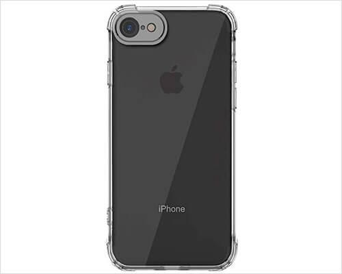 ANHONG iPhone 7 Bumper Case