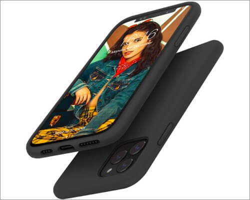 ANTTO Silicone Case for iPhone 11 Pro
