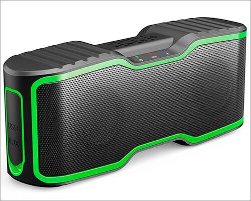 AOMAIS Sport II Waterproof Portable Wireless Bluetooth Speakers