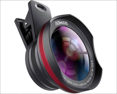 AOMAIS iPhone 11 Camera Lens